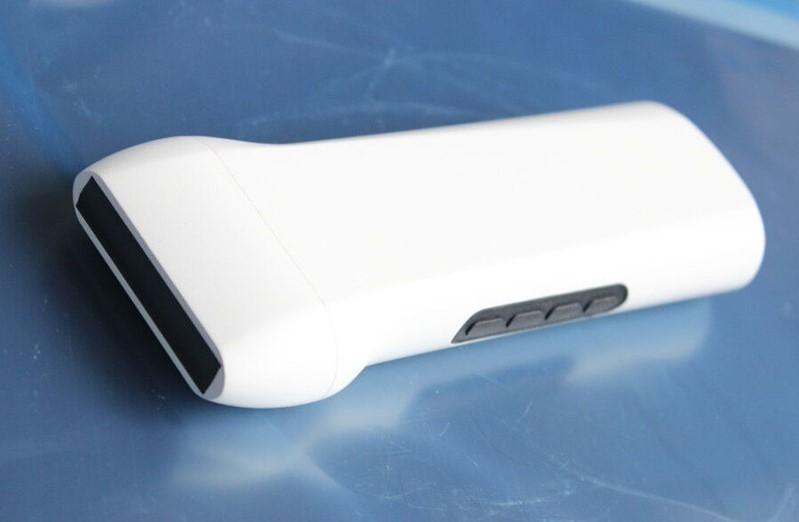 Wireless Color Doppler Linear Ultrasound Scanner