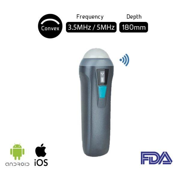 Máy quét siêu âm đầu dò khu vực cơ khí MS1