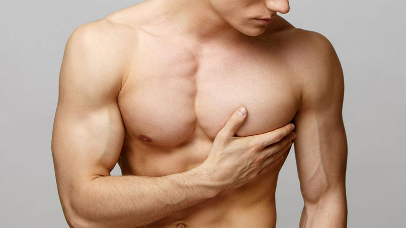 Ultrasound-guided Male Breast (gynecomastia) Surgery